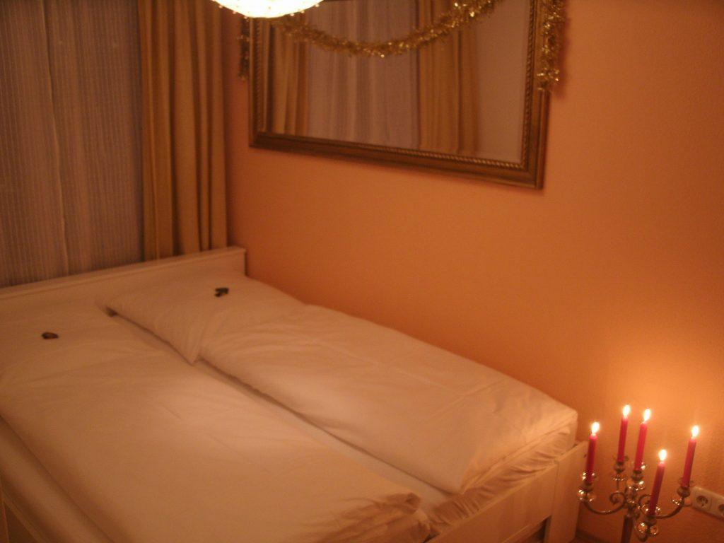 Schlafzimmer (La Petite Maison)